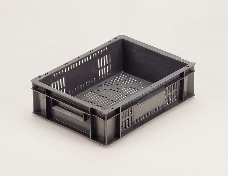 Euro Stacking Containers - Vented