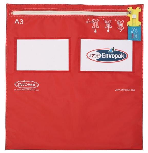 Envopak Re-Usable Security Bags - A3
