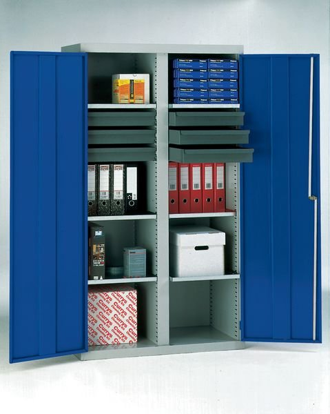 Tall Double Tool Cabinets