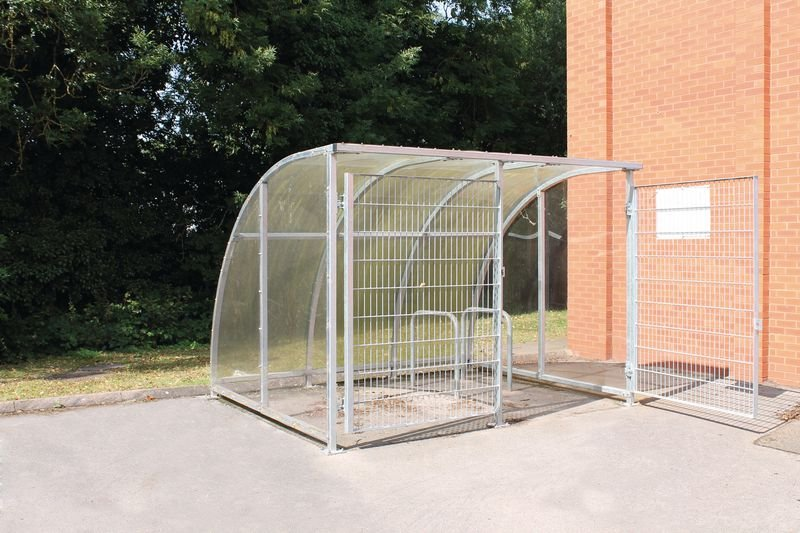 Stratford Secure Cycle Shelters