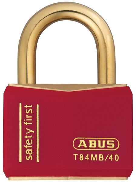 ABUS Colour-Coded Padlock