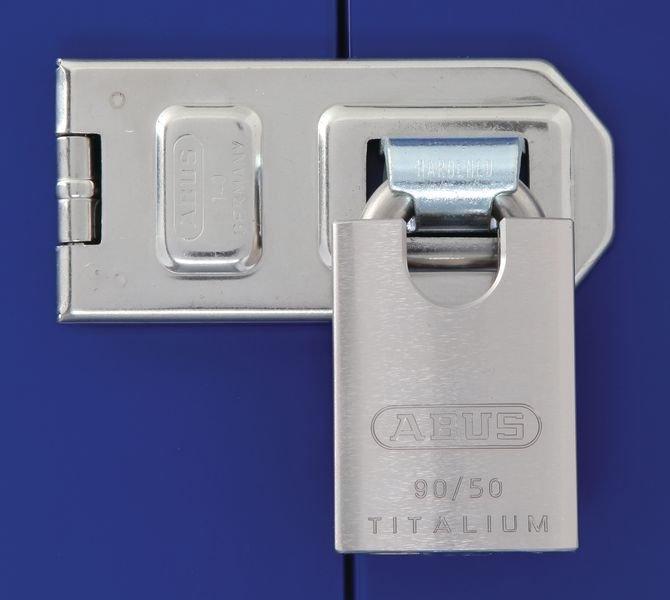 ABUS Titalium™ 90RK Padlock - Seton