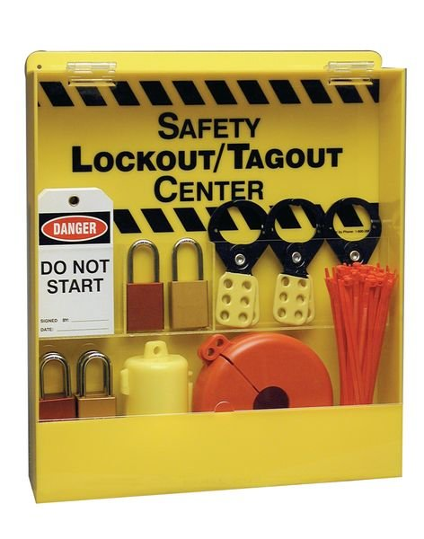 Mini Lockout Centre with Cover