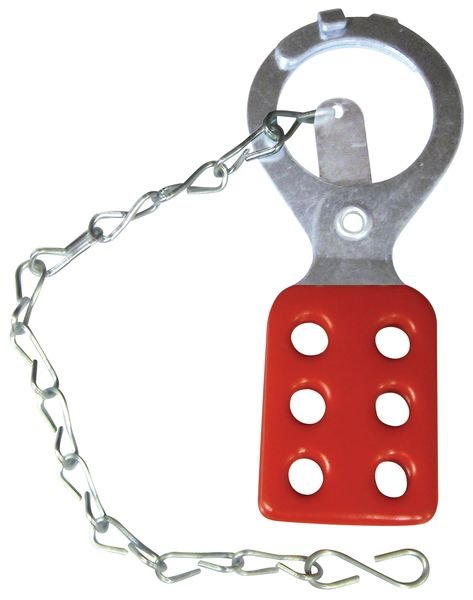 Safety Lockout Hasps With Chain