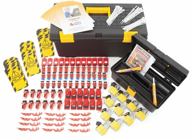 Circuit Breaker Lockout Kit - Team