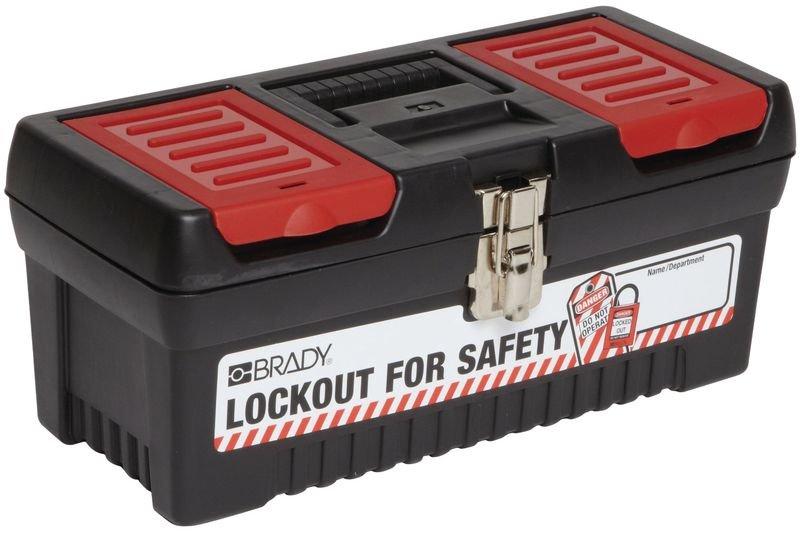 Lockout Tool Box - Seton