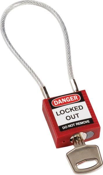 Compact Cable Padlocks