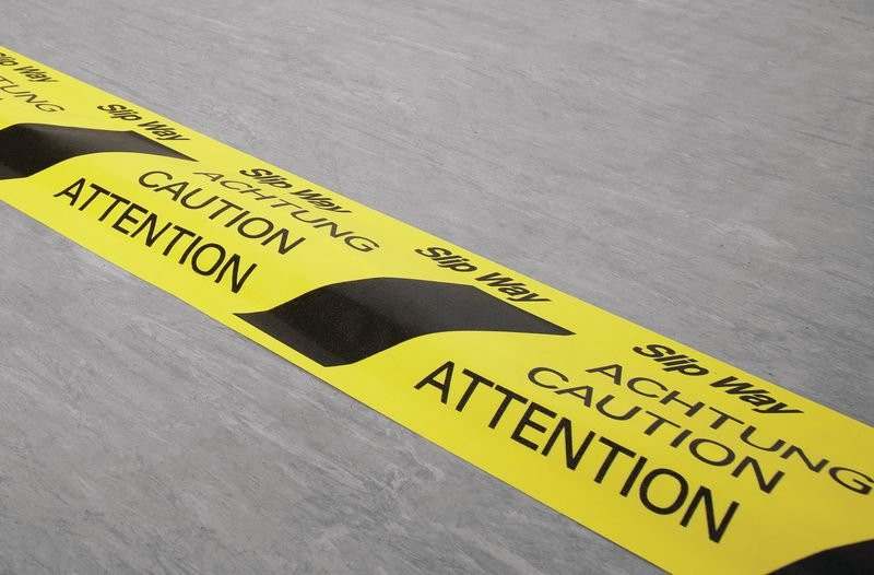 Cable Protection Tape / Cable Hazard Tape