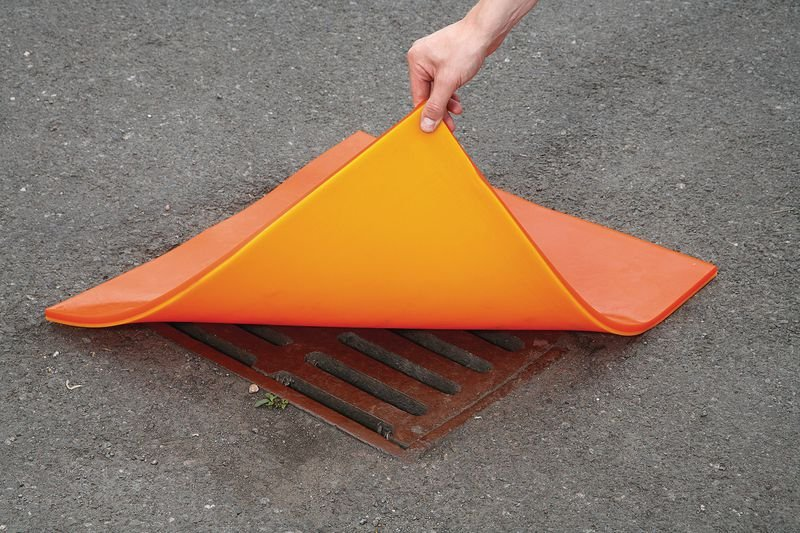 Re-Usable PVC Drain Covers - Seton