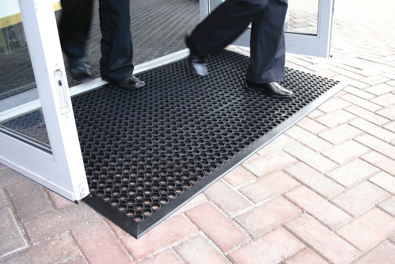 External Ramp Mat
