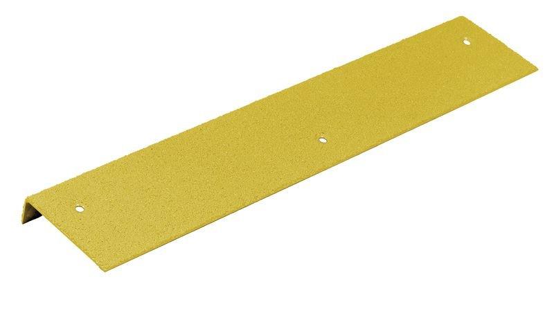 Anti-Slip Stainless Steel Tread with Nosings