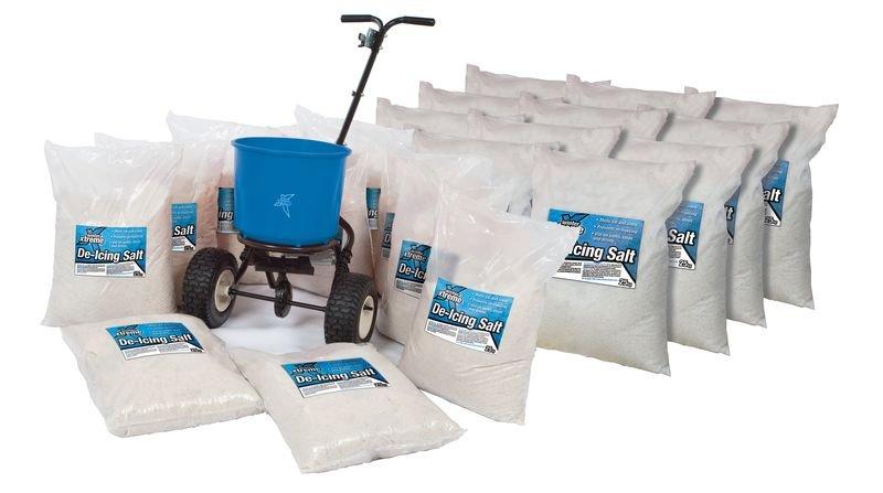Salt & Spreader Kits