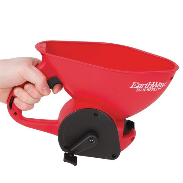 Hand Held Salt Spreader - Winter Safety Equipment