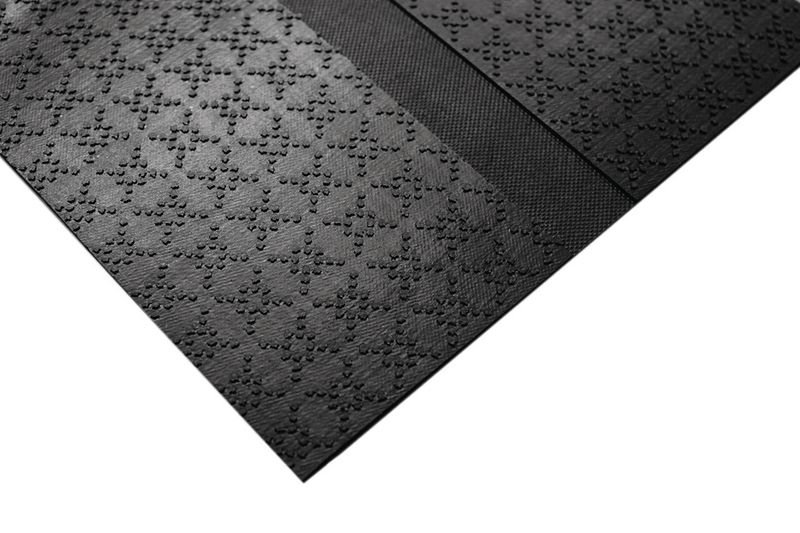 Rubber Topped Kable Mat