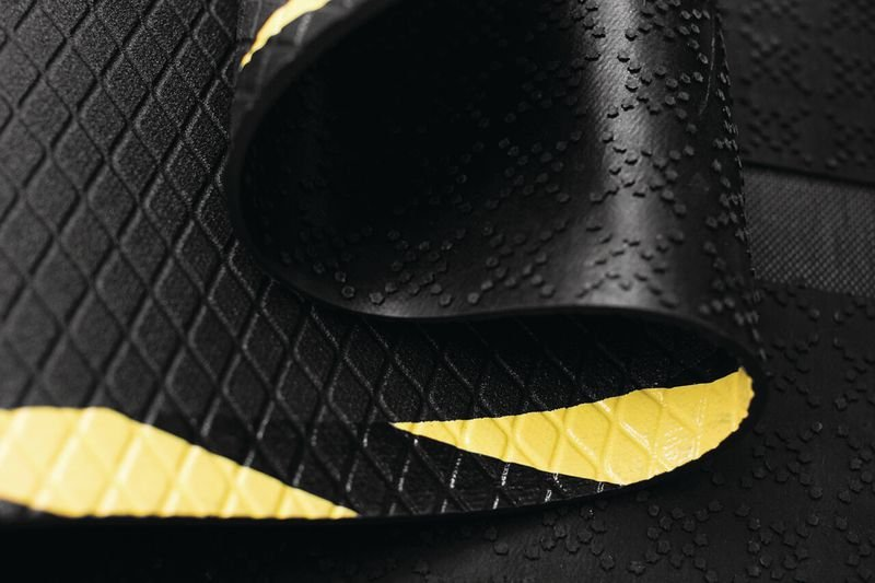 Rubber Topped Kable Mat - Safety Clothing (PPE) Signs
