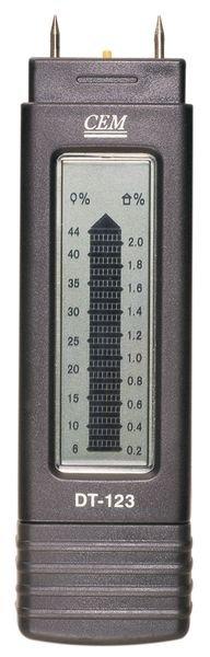 Pocket-Sized Moisture Meter