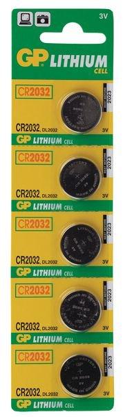 3V CR2032 Coin Batteries