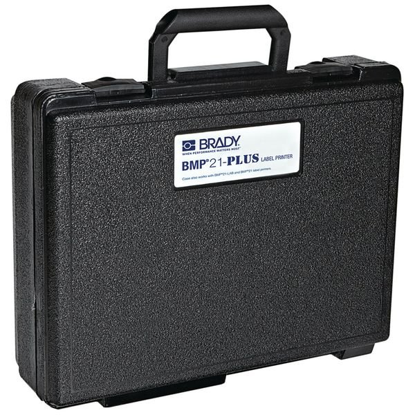 Brady BMP21 Label Printer Hard Case