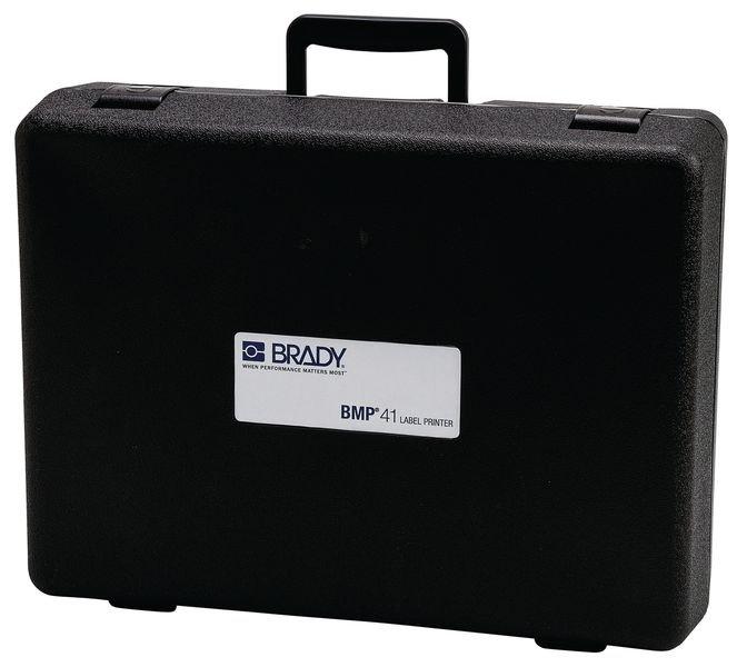 Brady BMP41 Label Printer Hard Case