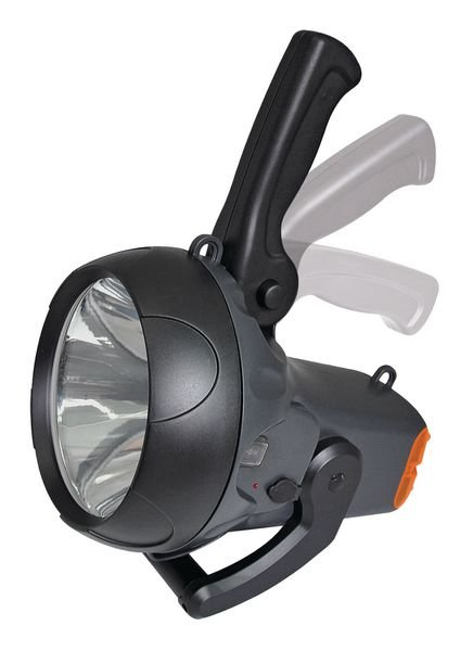 SL1600 Rechargeable Searchlight - Security Equipment