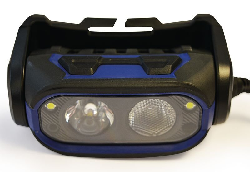 Rechargeable Head Torch - Seton