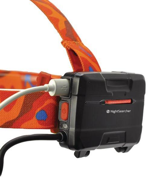 Nightsearcher HT255R Head Torch - Seton