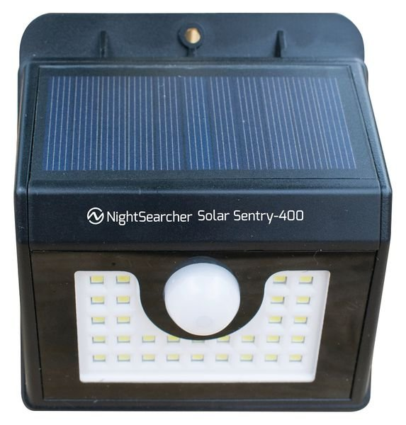 Nightsearcher Solar Sentry 400