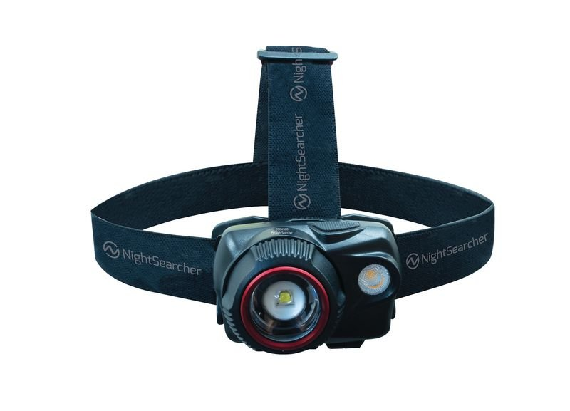 Nightsearcher Zoom 580 Head Torch
