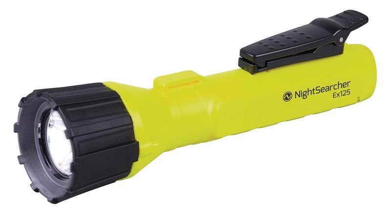 Nightsearcher EX-125 Intrinsically Safe Torch