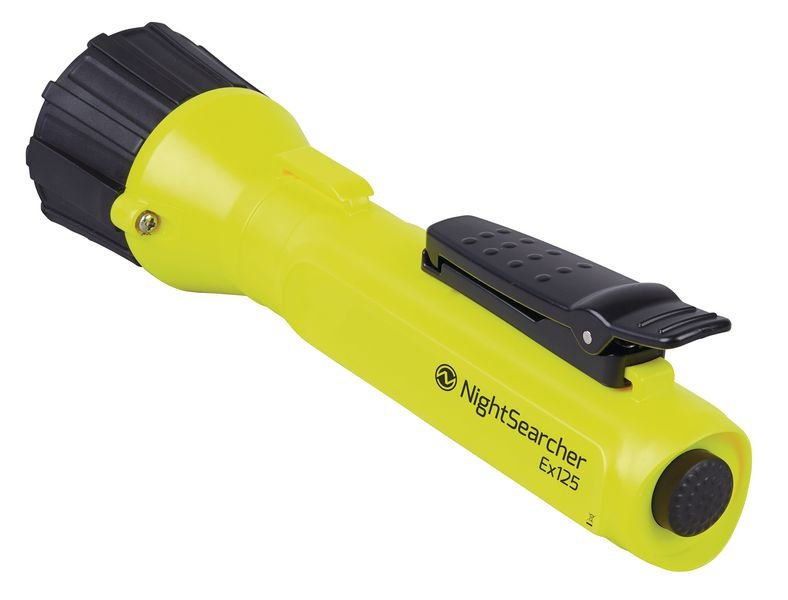 Nightsearcher EX-125 Intrinsically Safe Torch - Seton