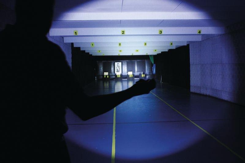 Nightsearcher Zoom LED Flashlight - Seton