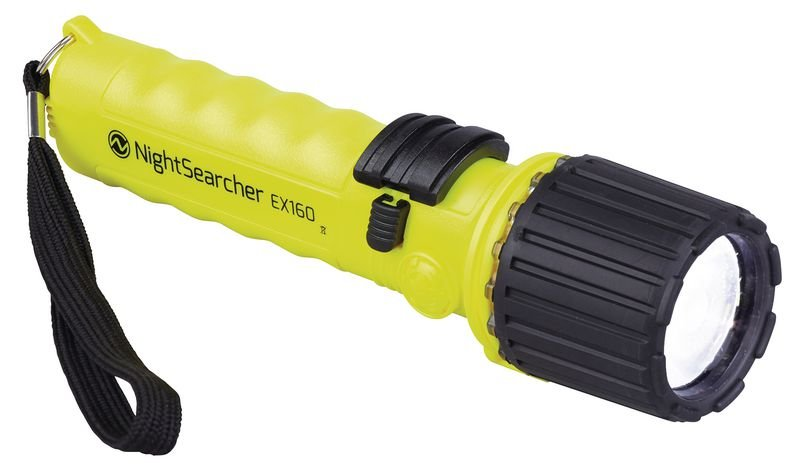 Nightsearcher EX-160 LED Torch