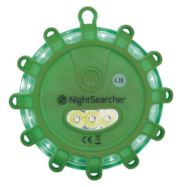 Nightsearcher Pulsar AAA Hazard Lights
