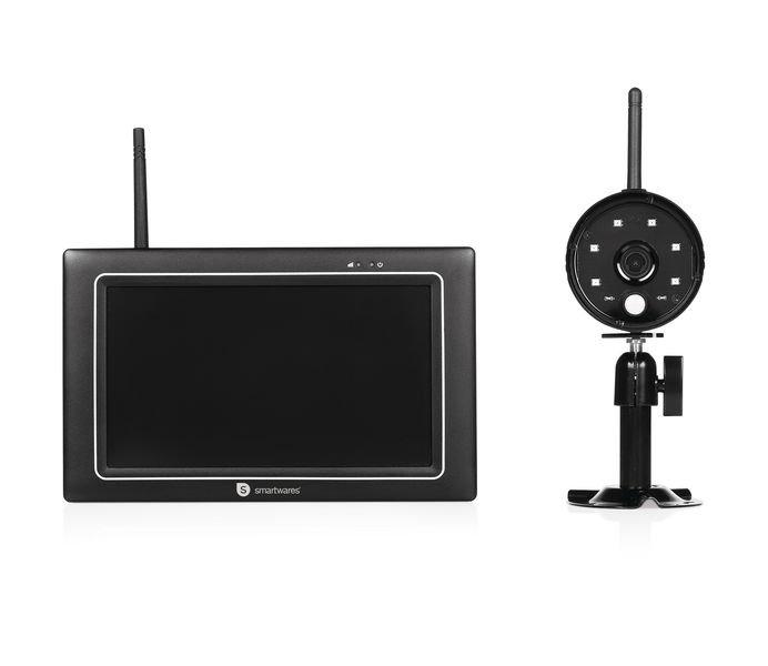 Wireless HD Security Camera System - Seton