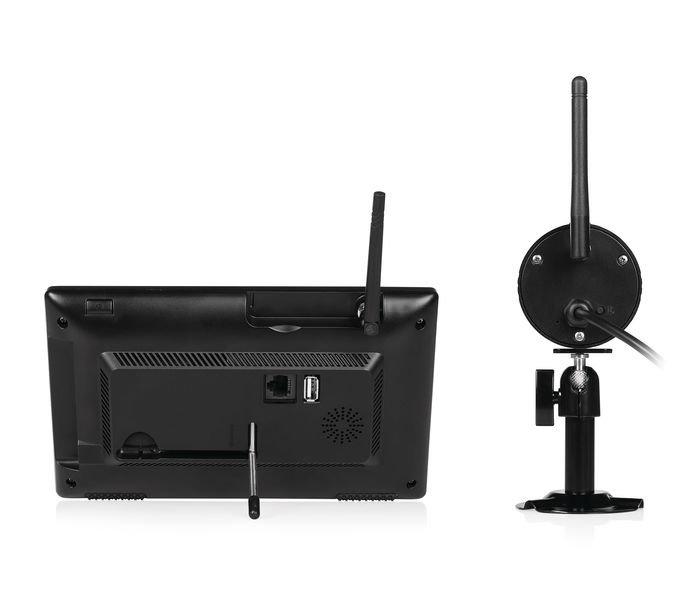 Wireless HD Security Camera System - CCTV Cameras & Alarms