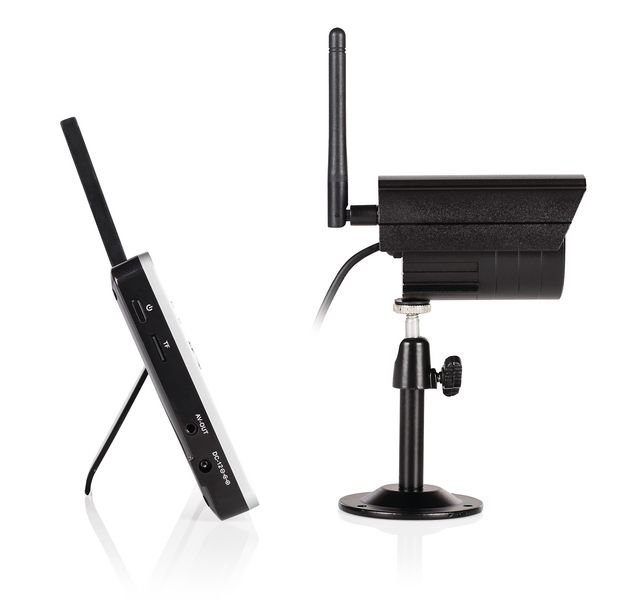 Wireless Security Camera System - Seton