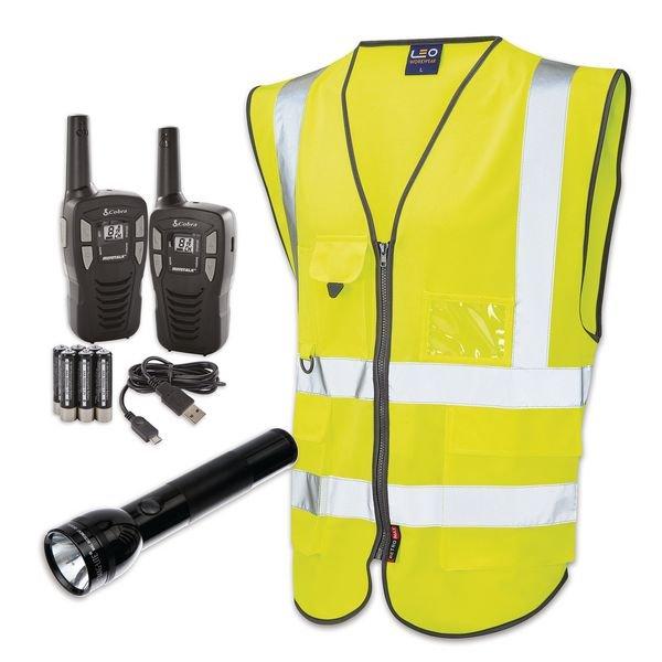Security Guard Patrol Bundle Kit