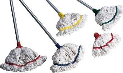 Super Hygiene Socket Mop Handles