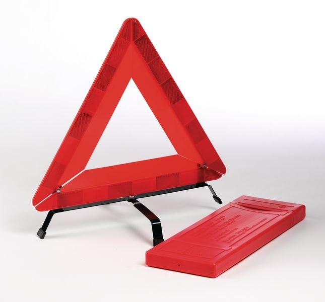 Warning Triangle & Towrope