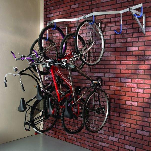 Wall-Mounted Cycle Rack