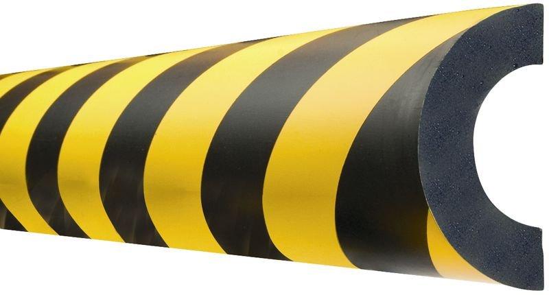 Polyurethane Foam Impact Protection - Pipe Protectors