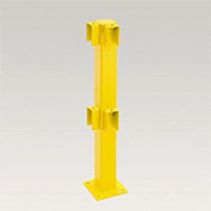 Impact Protection Barrier System Corner Posts