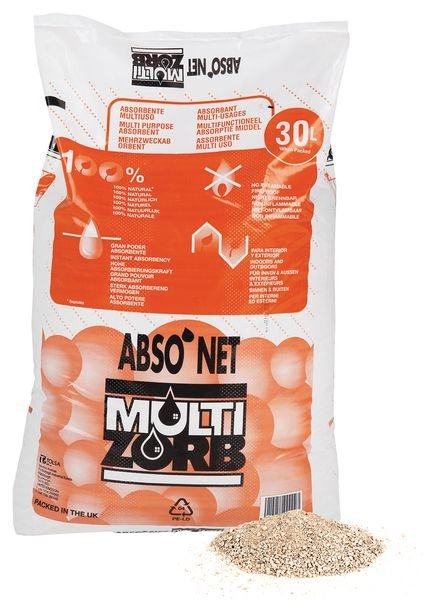 Clay Absorbent Granules - Multizorb