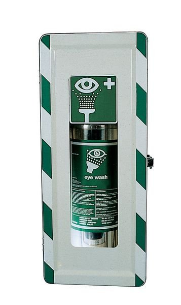 Cabinet For Hughes Portable Eye, Face and Body Wash