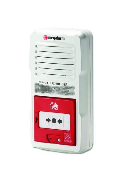 Megalarm Wireless Fire Alarm System