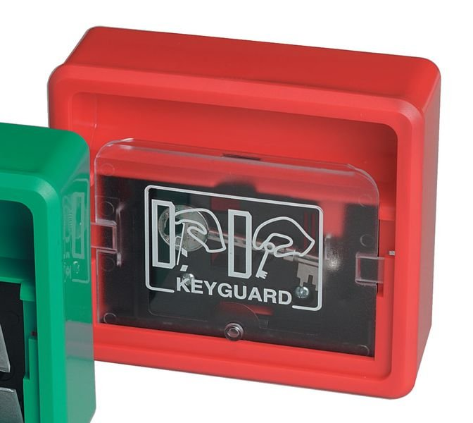 Key Guards - With Alarm