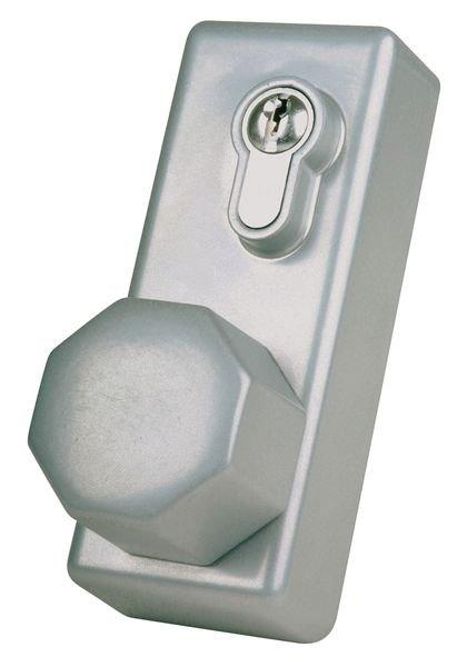 External Door Locking Attachment