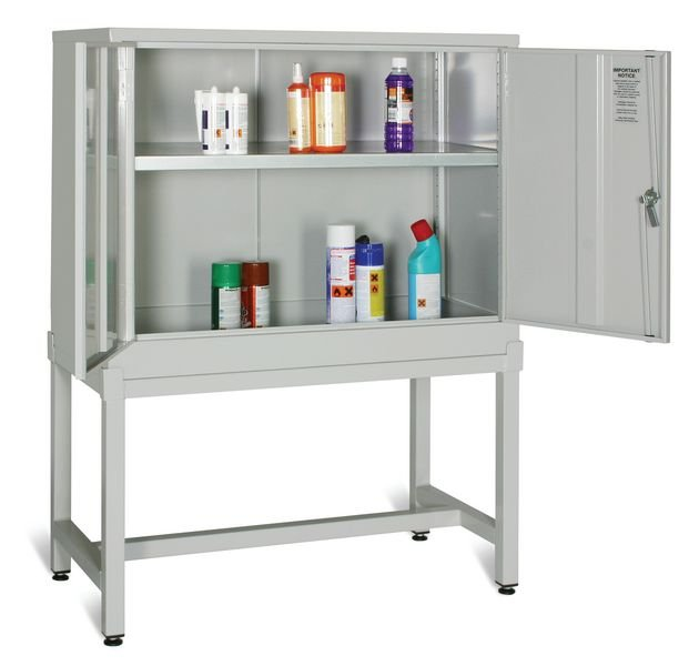 Chemical Storage Cabinet Stand
