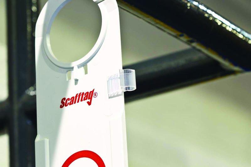 Scafftag® Pen Clip Holder - Seton