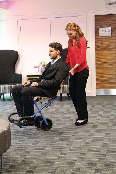 CarryLite Transit Chair - Seton